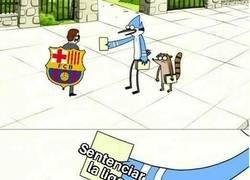 Enlace a Estrategia del Barça