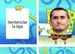 Enlace a Valverde y su táctica