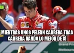 Enlace a Ferrari vuelve a beneficiar a Vettel por encima de Leclerc