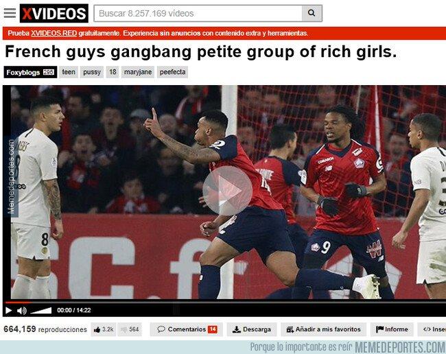 1071419 - Una buena derrota del PSG para alegrarnos el corazón a todos