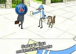 Enlace a Parece como si al PSG no le apeteciese ganar la liga