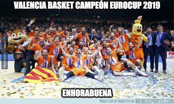 1071517 - 4º título de Eurocup