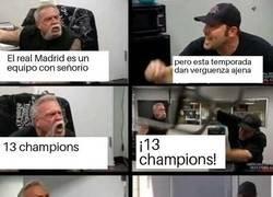 Enlace a ¡13 champions hostia!