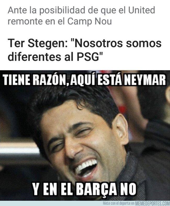 1071545 - La diferencia entre el Barça y el PSG