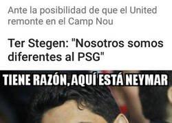 Enlace a La diferencia entre el Barça y el PSG
