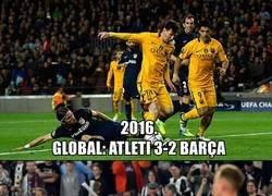Enlace a Las últimas 3 derrotas del Barça en los cuartos de Champions