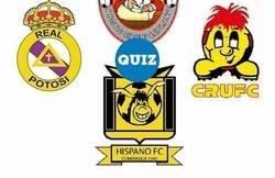 Enlace a QUIZ: ¿Cuáles son escudos de clubes de fútbol y cuáles no?