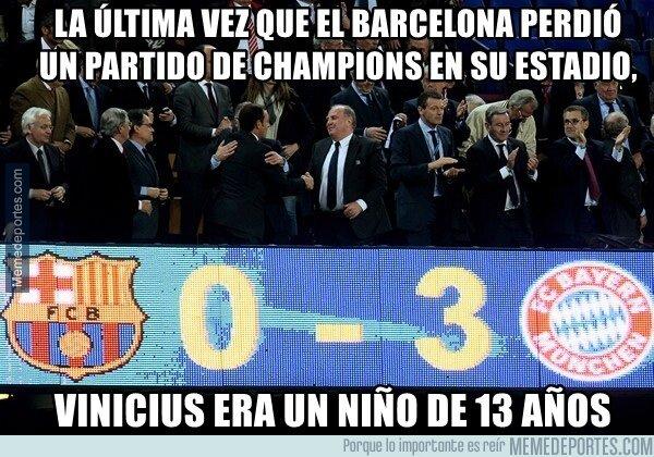 1071617 - La última derrota del Barça en su estadio