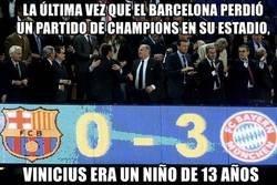 Enlace a La última derrota del Barça en su estadio