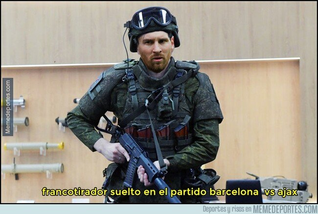 1071675 - Messi francotirador
