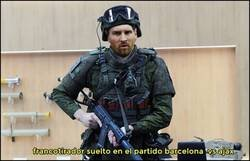 Enlace a Messi francotirador