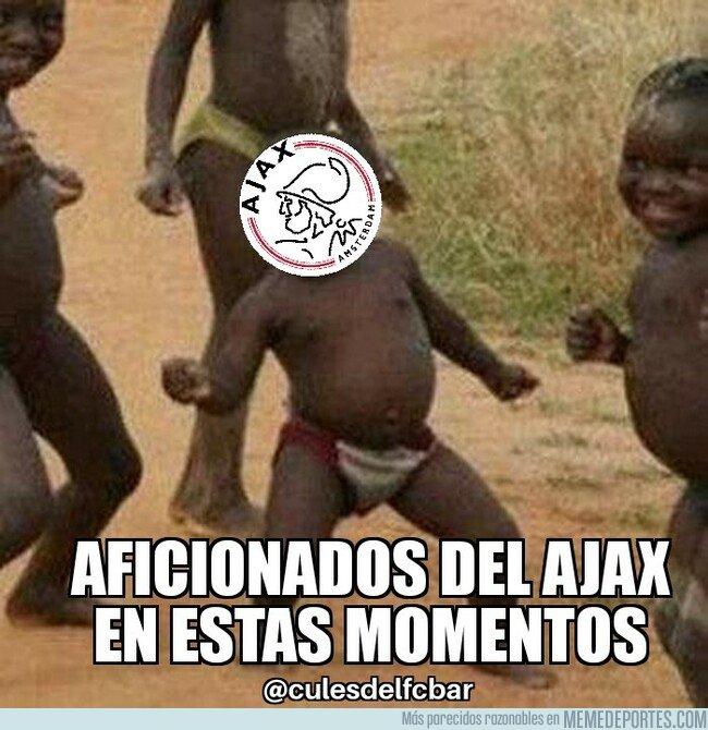1071683 - El Ajax elimina a la Juve