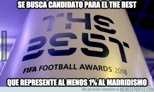 1071692 - Se busca candidato para The Best