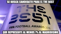 Enlace a Se busca candidato para The Best