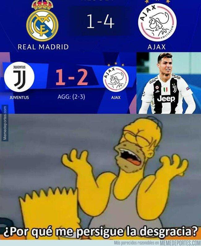 1071708 - Cuando dejaste de ser hincha del Madrid para hinchar por la Juve
