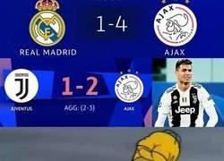 Enlace a Cuando dejaste de ser hincha del Madrid para hinchar por la Juve