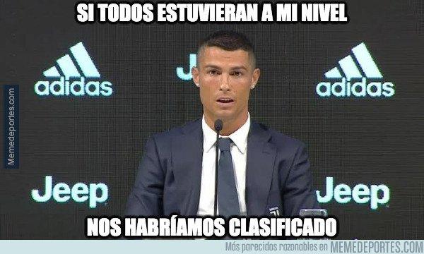 1071729 - Cristiano Ronaldo ya ha dado sus declaraciones por la eliminación