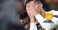 Enlace a La Juventus tenía preparada esta camiseta de campeones de Europa