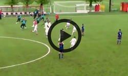 Enlace a Cuando al AC Milan U15 le empataron en el último minuto, decidieron que solo podían hacer una cosa: