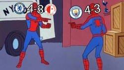 Enlace a Resultados parejos en Champions y en Europa League