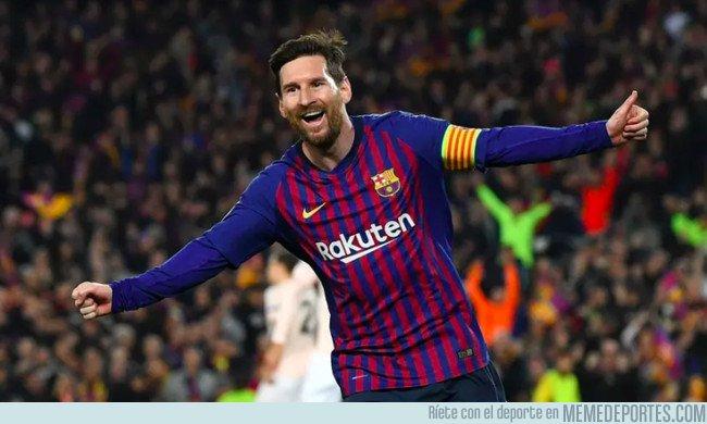 1072063 - Las formas en las que Leo Messi todavía no ha logrado marcar un gol
