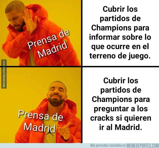 1072071 - Cuando eliminan al Madrid, la Champions sirve para crear humo