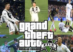 Enlace a GTA V: RONALDO EDITION