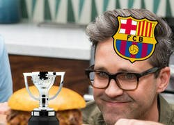 Enlace a El Barça tiene la Liga a tocar