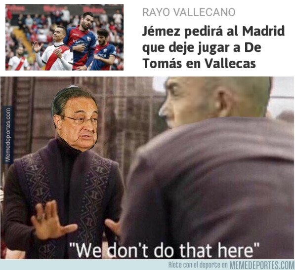 1072161 - En el Madrid siempre se aplica la cláusula del miedo