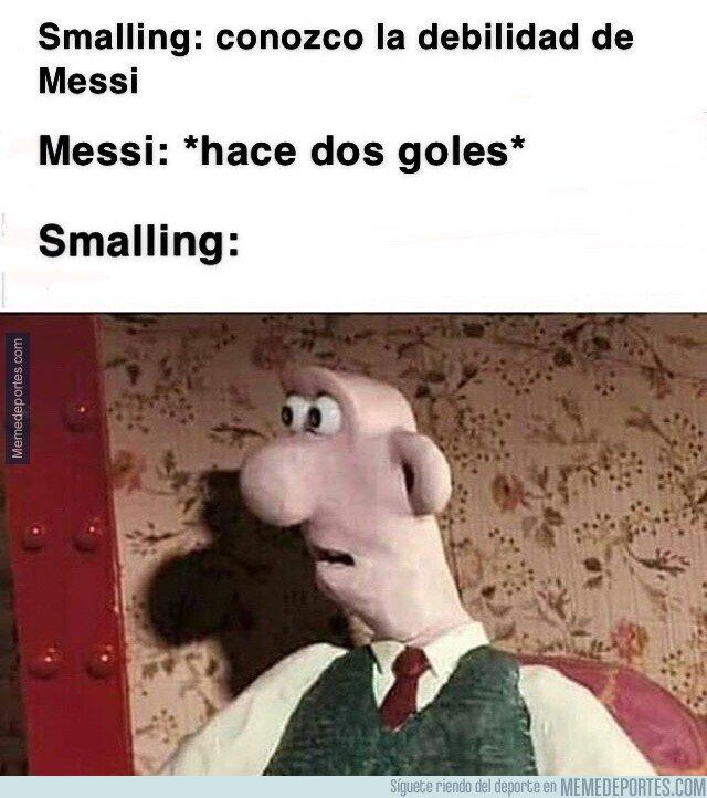 1072164 - Al parecer Messi no tiene debilidad