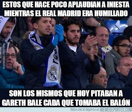 1072189 - La afición del Real Madrid la más rara de la tierra