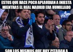 Enlace a La afición del Real Madrid la más rara de la tierra