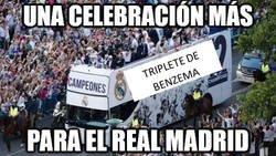 Enlace a Y luego dicen que en Madrid no hay nada que celebrar