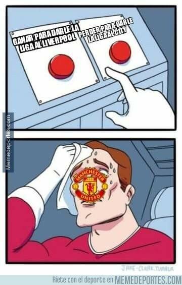 1072358 - Dura decisión para el United