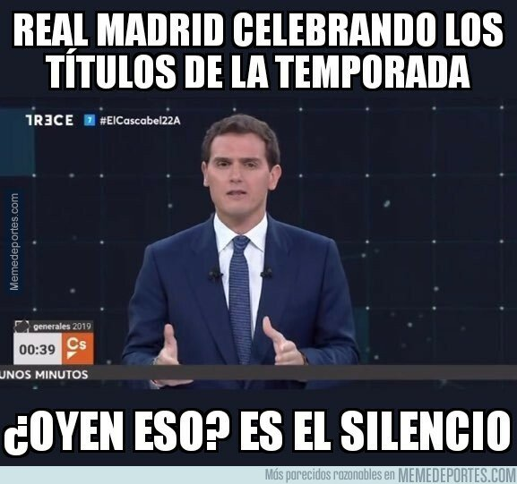 1072429 - Resumen temporada Real Madrid 2018/2019
