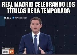 Enlace a Resumen temporada Real Madrid 2018/2019