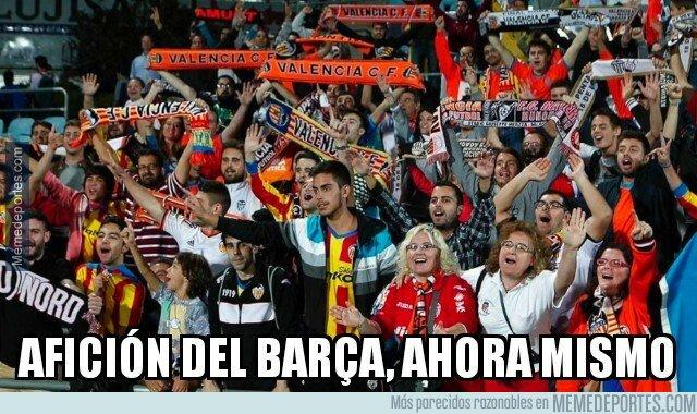 1072433 - La victoria del Valencia les da la liga