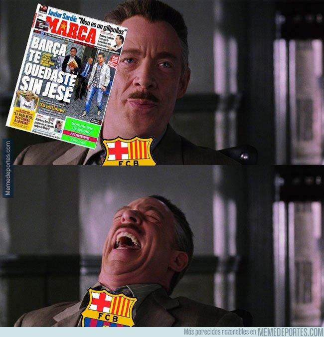 1072461 - Desde luego el Barça se está arrepintiendo