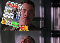 Enlace a Desde luego el Barça se está arrepintiendo