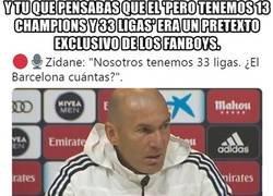 Enlace a Se acabaron los argumentos futbolísticos. Y Zidane lo sabe.