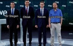 Enlace a Tal vez Zidane lo ve de Derecha a Izquierda