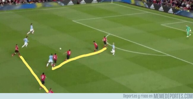 1072552 - El United reinventando el fútbol con su nueva formación en forma de T