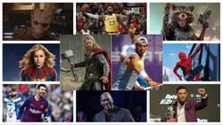 Enlace a ¿Qué deportistas serían los superhéroes del Universo Marvel en Vengadores: Endgame?