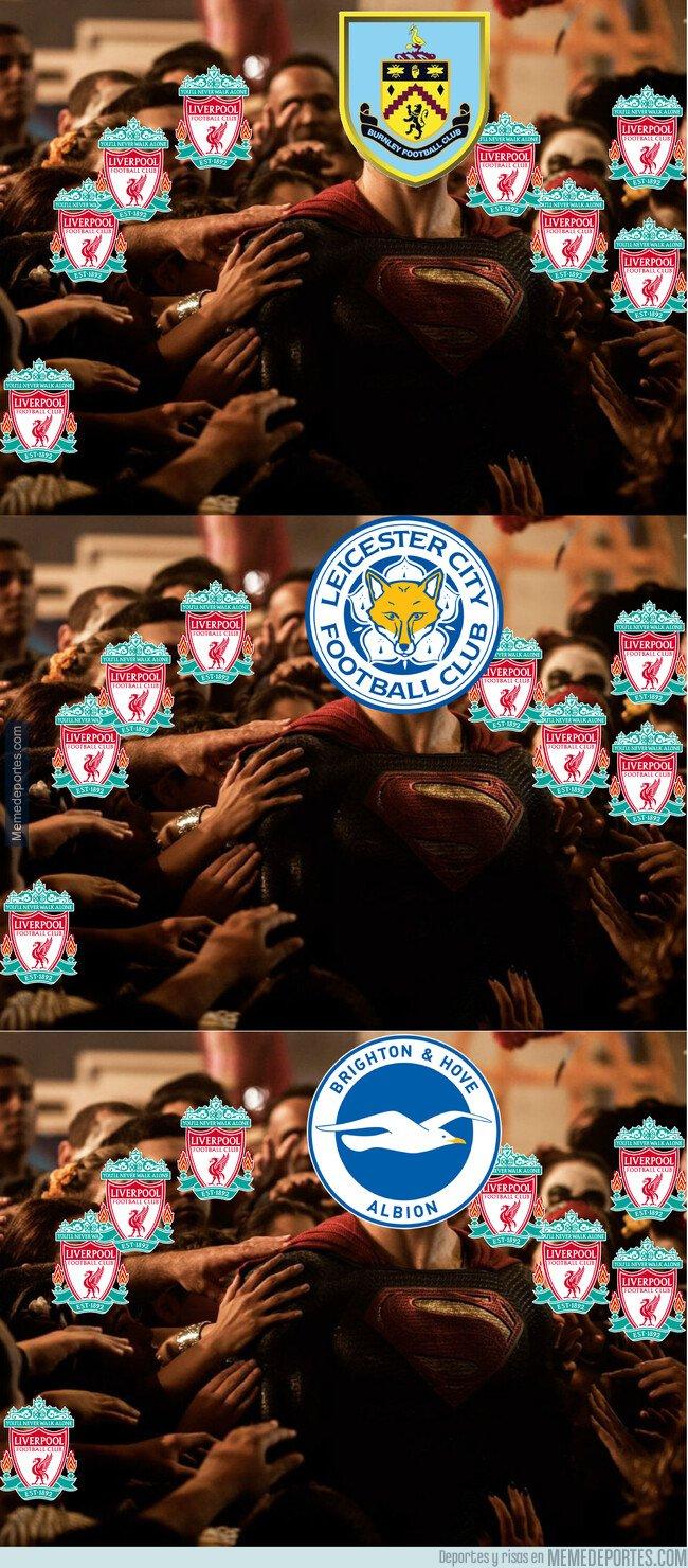 1072580 - En quienes debe poner sus esperanzas de Premier el Liverpool