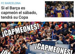 Enlace a Para MARCA, el Barça será CAPMEÓN de esta liga