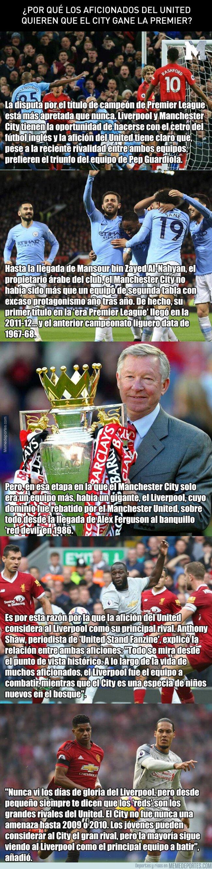 1072633 - ¿Por qué los aficionados del United quieren que el City gane la Premier?