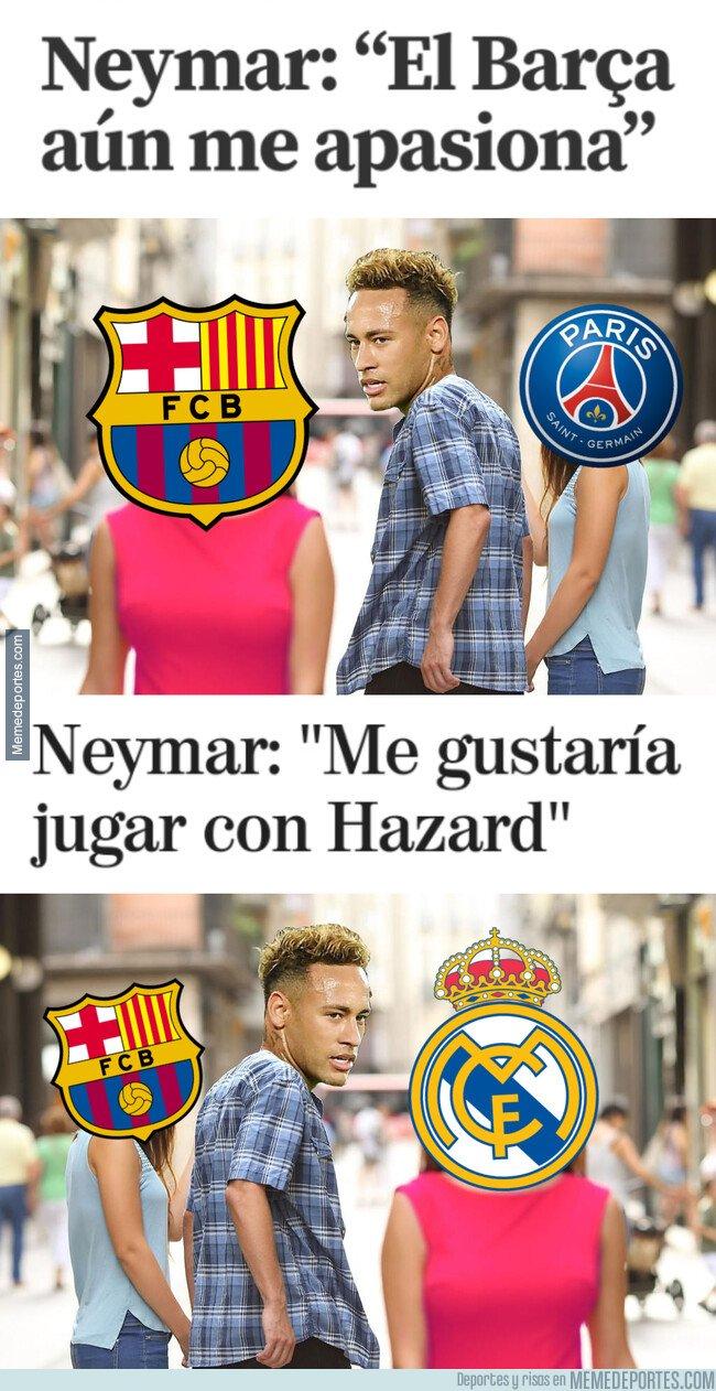 1072679 - Neymar lanza guiños a diestro y siniestro