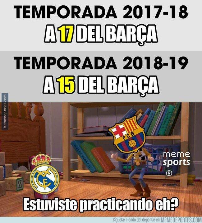 1072706 - Cada vez más cerca del Barça, deben seguir practicando