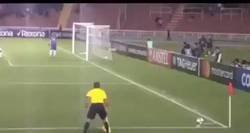 Enlace a El mejor gol jamás grabado en vivo