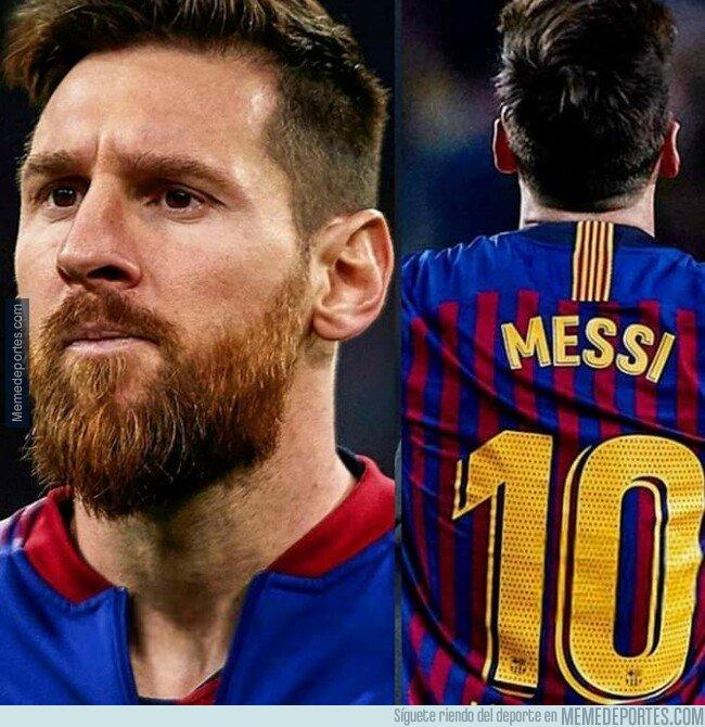 1072762 - Desde que Lionel Messi debutó:  ➔ FC Barcelona: 34 títulos.  ➔ Real Madrid: 20 títulos.
